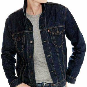 Levis Men's Trucker Jacket Denim Jacket XXL NEW